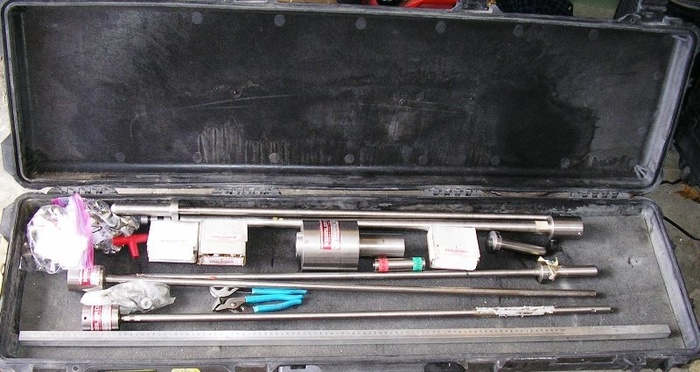 Kessler Dynamic Cone Penetrometer Set