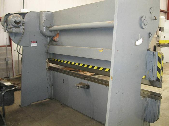 55 Ton x 10' CHICAGO (DREIS & KRUMP) Mechanical Press Brake