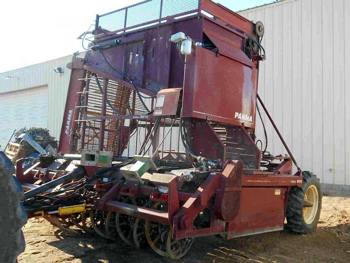 Used Parma M910 Beet Harvester