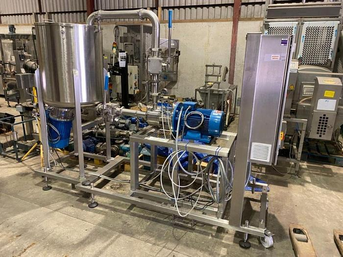 Used SILVERSON MIXING SYSTEM  450LS
