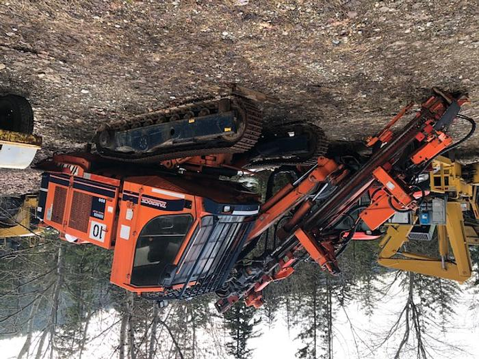 Tamrock 800 Rock Pilot Blast Hole Drill