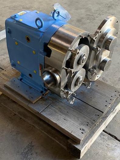 Used Waukesha Model 220 Positive Displacement Pump