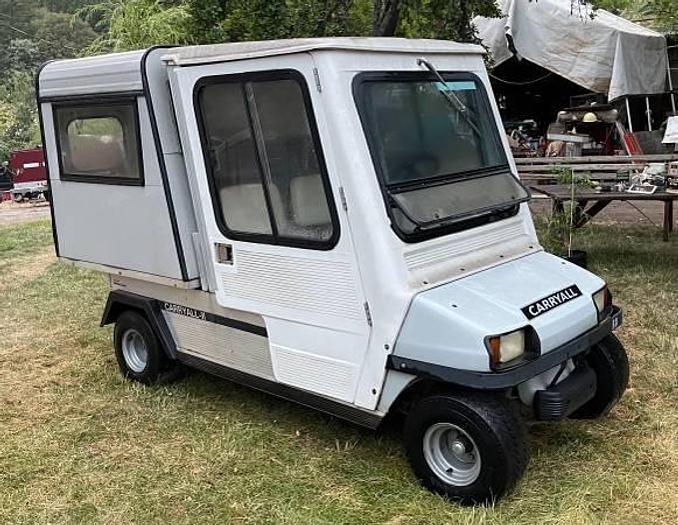 Used Club Car Carryall II