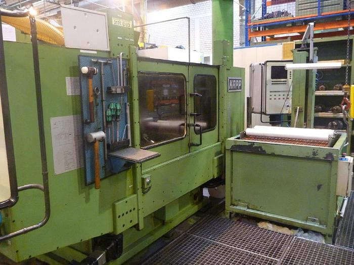 GEAR GRINDING MACHINE KAPP VAS 531