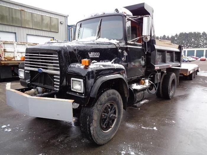 1991 Ford L-8000- Stock #: 8621