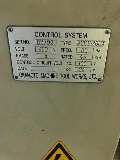 Okamoto ACC-820DX