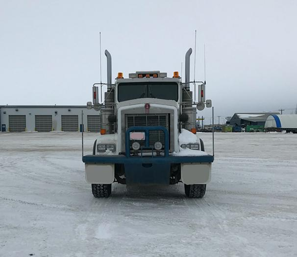 2007 Kenworth C500B Winch Truck
