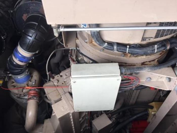 Used 2.04 MW 2002 Used Cummins QSK60G6 Diesel Generator