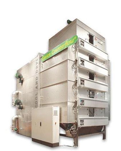 Gleelen Counterflow Dryer