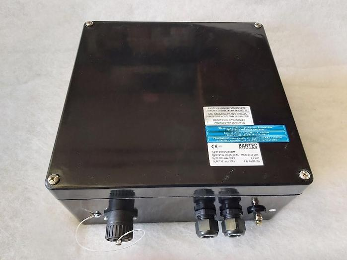 Gebraucht Versorgungseinheit für Handscanner BCS 302 ex, 17-21BB-0218, Bartec,  gebraucht