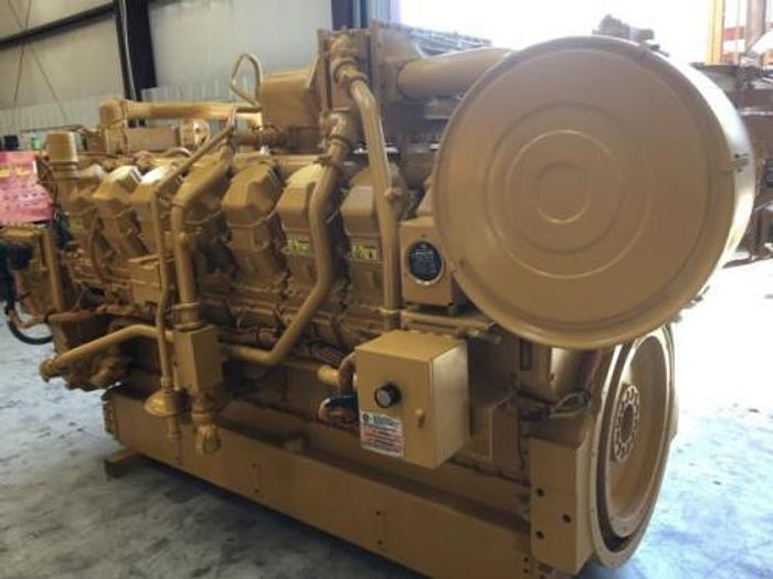 1.60 MW 2009 New Caterpillar 3516 Diesel Generator Set