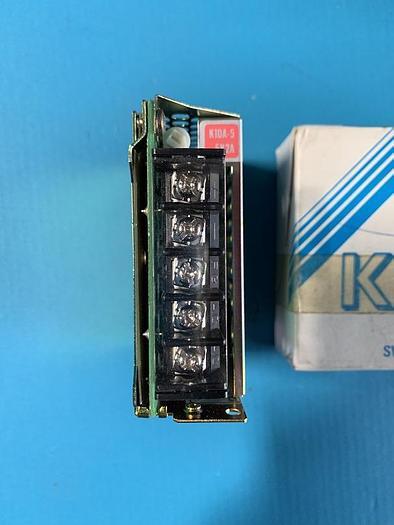Used elco k series switching regulator
