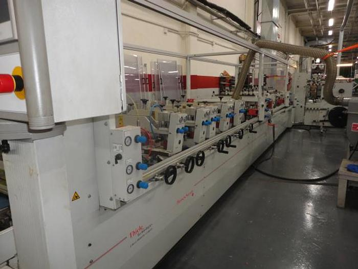 """Used 24"""" Hudson Sharp 600PA pouch machine, Serial number HB600PA102"""