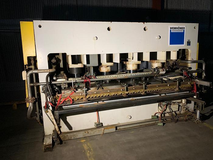 Wemhoner KTM Press