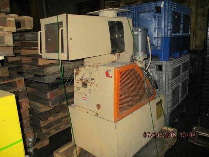 Used Cumberland Model 284-Gran-3KN Granulator, S/N 325525-80214