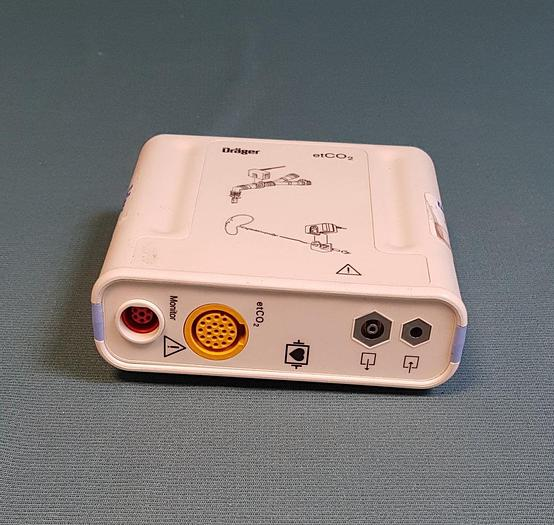Gebraucht Dräger Infinity etCO2 Microstream SmartPod