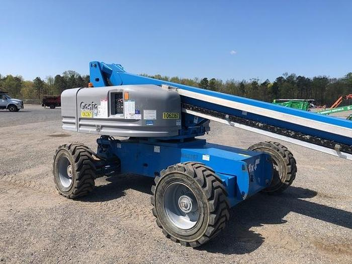 Used 2008 S-85 ARTICULATED DIESEL 4 X 4 BOOM LIFT