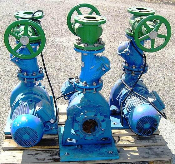 Used ABS Pump A/S, type AFP 0841.1 LK 2,2 6 POL