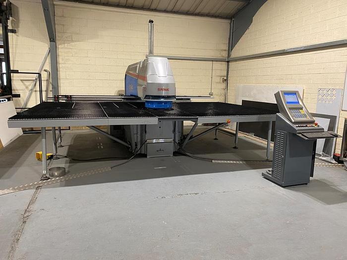 Used 2016 Euromac 1500 STX Flex 12 Hybrid 12 CNC Punching Machine