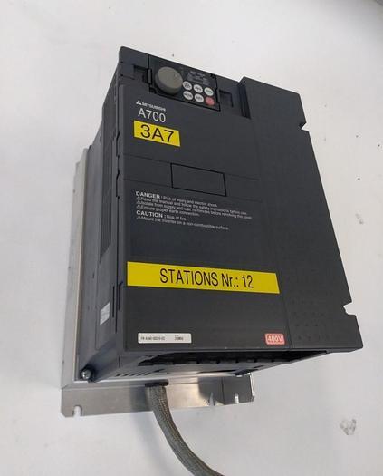 Gebraucht Frequenzumrichter FR-A740-00310-EC, Mitsubishi Electric, 11KW, gebraucht