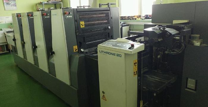 Used KOMORI LITHRONE L - 420 2003