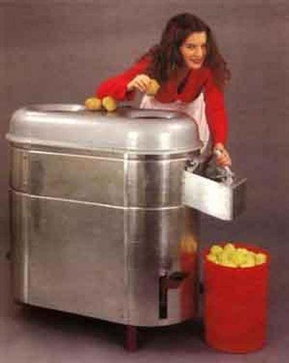Używane Obieraczka do ziemniaków - OZP-15
