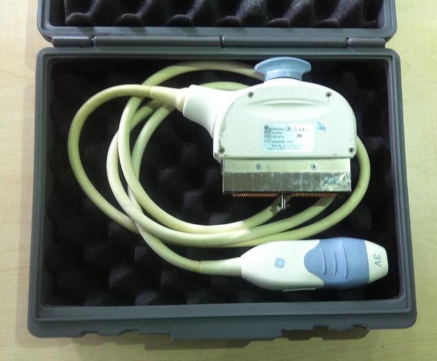 Gebraucht Ultraschall 3D/4D Sektor Sonde Transducer GE 3V                                4D sector array