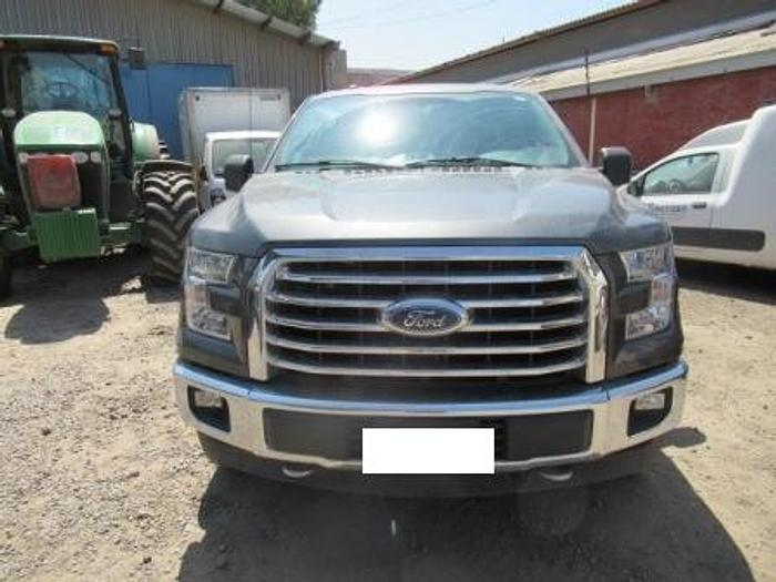 2017 FORD F 150 XLT 5.0 AUT