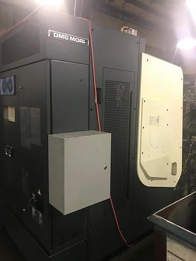 2015 DMG Mori Seiki Multi-Axis Turning Center NZX2500/600L