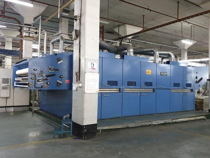 Used SANTEX dryer  2007 2400 mm