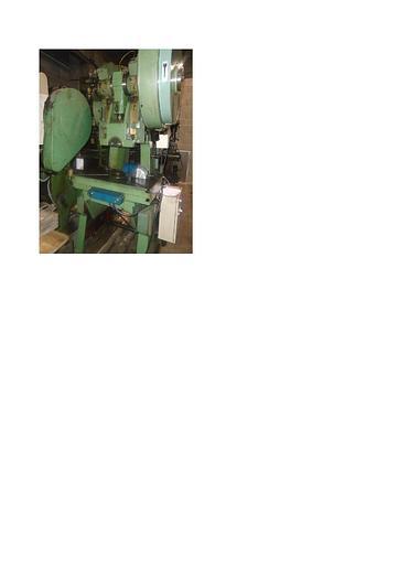 Usata PRESSA ECC CERINI 65 ton A CHIAVETTA #ITA4279