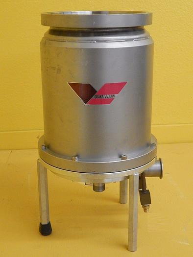 Osaka Vacuum TG1300 Turbomolecular Pump Used