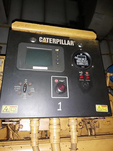 Used Caterpillar 3508 generator sets.