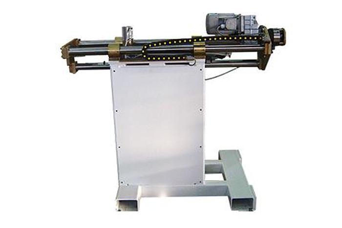 Chamfer/Threading Machine