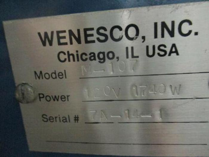 WENESCO M107
