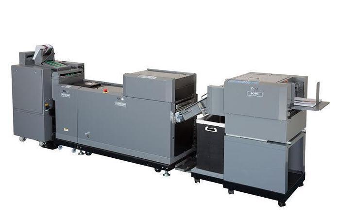 Duplo 350Cr Booklet System