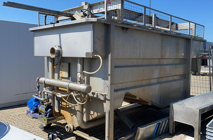 Used Daf unit, 30m3 per hour (USED)