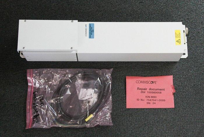 Used Andrew Solutions Commscope ION-M80 7547041-0009 High Power Remote Unit (6988) R