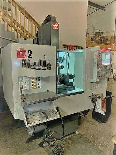 Used 2016 Haas Mini Mill 2