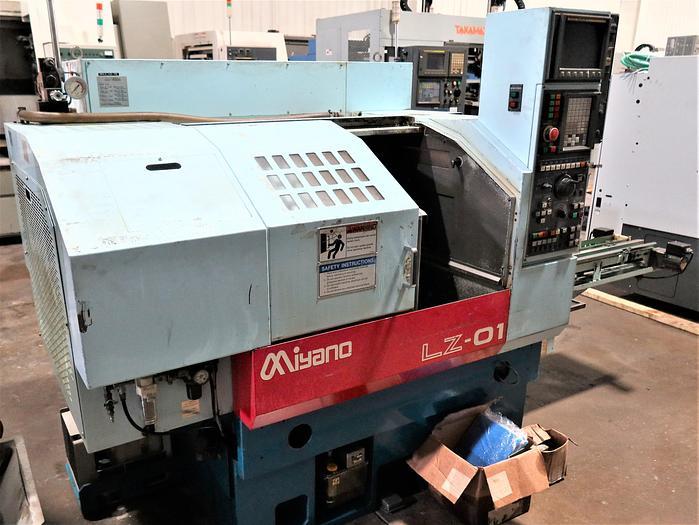 Used 2000 MIYANO LZ-01