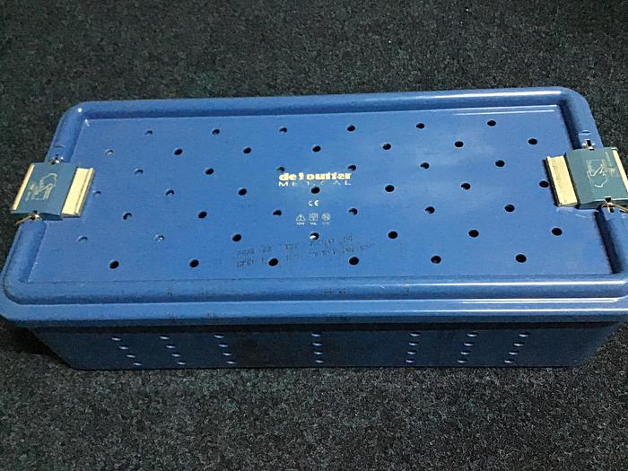 Used Desoutter Surgical instrument case