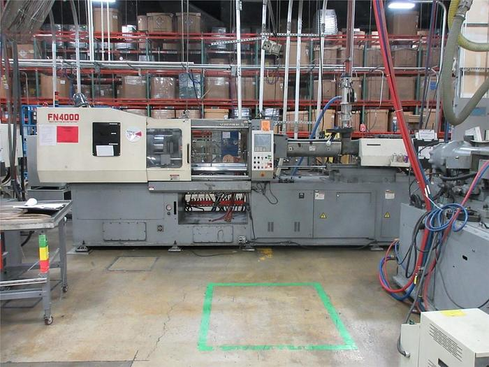 Lot of Nissei Injection Molders Available!