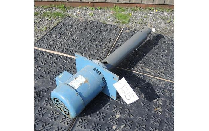 USED TOP ENTRY MIXER, 1 HP