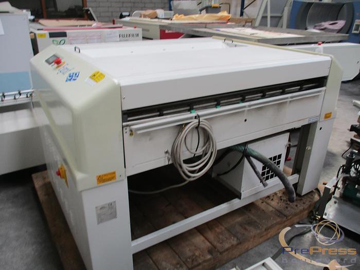 Refurbished 2008 Egraf CTP System 120 Plateprocessor