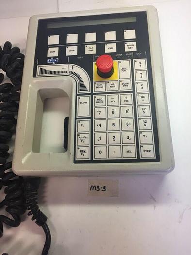 Used Adept Technology 10332-11000 REV D Manual Control III Operator