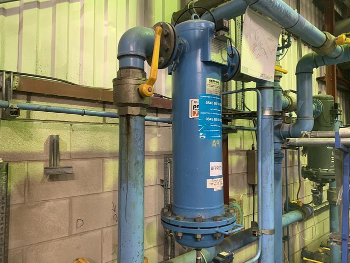 Used 1997 BOGE FF 490 Air Filter