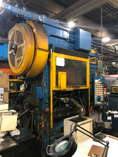 MINTSER PIECEMAKER P2-150-48 SSDC PRESS