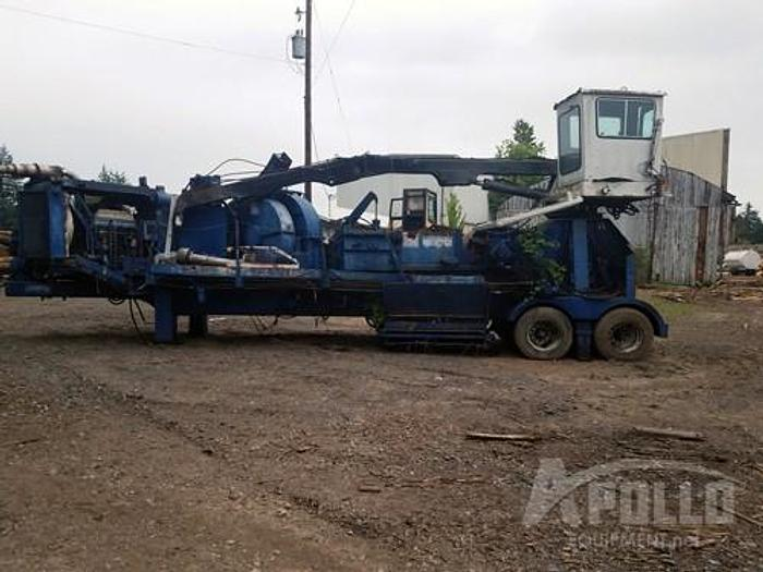 Used 1992 Peterson Pacific 5000D Chipper