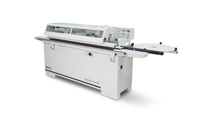 SCM GROUP/MINIMAX ME28T AUTOMATIC EDGE BANDER WITH PRE-MILL