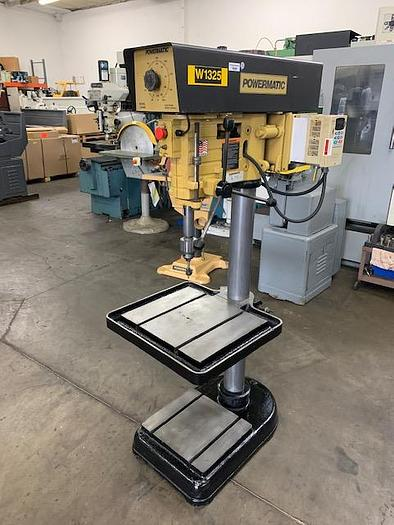 "Used POWERMATIC MODEL 1200HD  20"" VARIABLE SPEED DRILL PRESS 5617"
